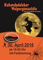 Walpurgisnächte 2018