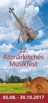 Logo Musikfest 2017