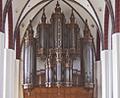 Scherer-Orgel Tangermuende