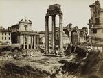 Forum Romanum_Tempel der Dioskuren_a41335_klein