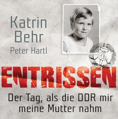 Entrissen - Lesung Katrin Behr