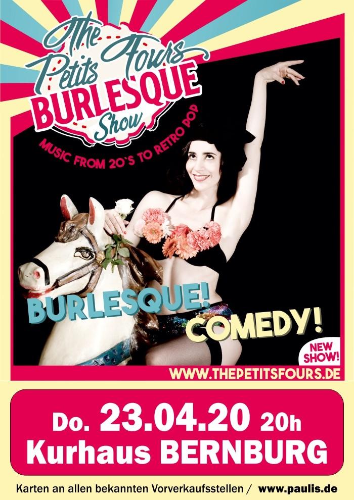 Burlesque Comedy