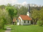 Holzkirche Elend - Frühjahr