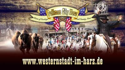 Die Westernstadt Pullman City Harz in Hasselfelde