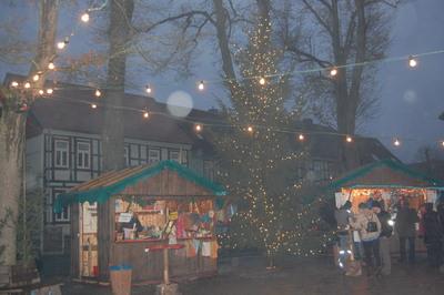 Weihnachtsmarkt Elbingerode