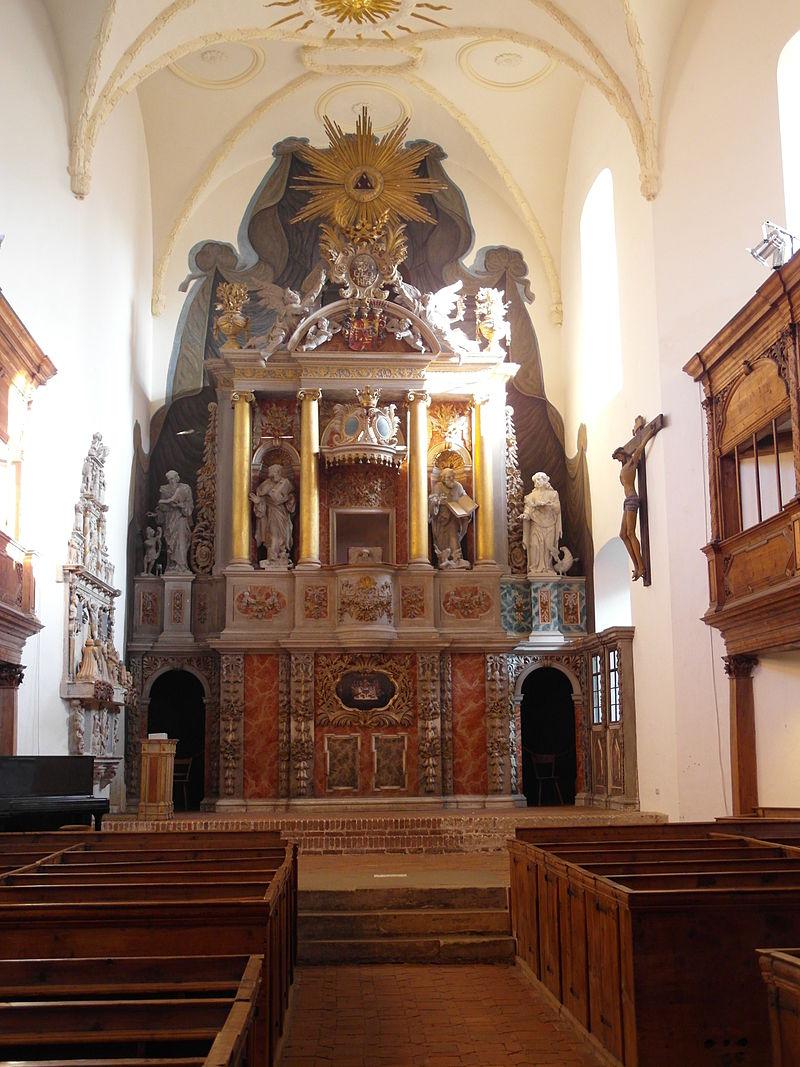Logo für Veranstaltung Blasiikirche - Weihnachts-Orgelkonzerte