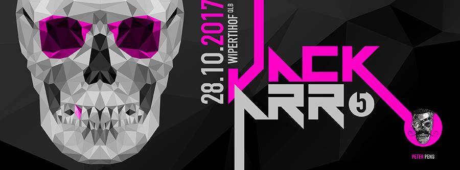 Logo für Veranstaltung Jack Arr 5