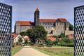 Stiki Abteigarten Tor