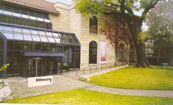 Logo für Veranstaltung Feininger-Galerie - Ausstellung