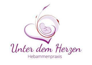Logo Hebammenpraxis Unter dem Herzen