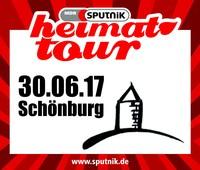 Plakat MDR Sputnik Heimattour