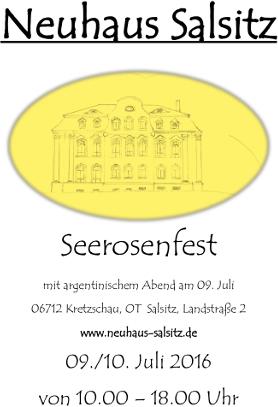 Gem Kretzschau - Neuhaus Salsitz Plakat