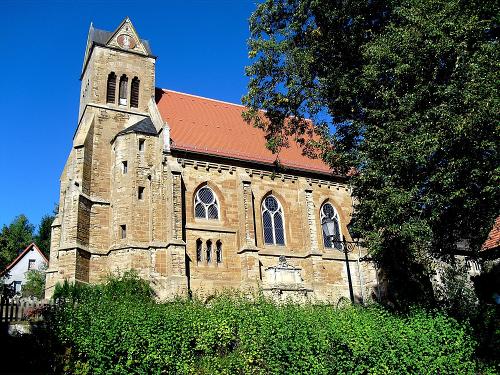 Kirche Gladitz