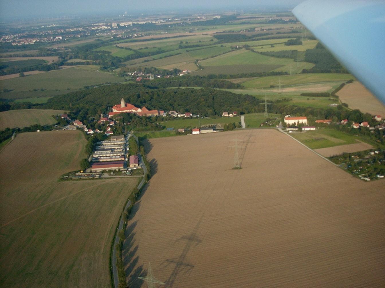 Luftbild Haynsburg