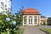 Novalishaus Gartenpavillon