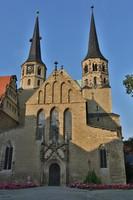 Dom Merseburg, Westfassade mit Türmen