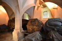 Fürstengruft im Merseburger Dom
