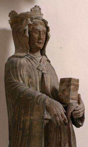 Logo für Veranstaltung Sonderführung - Zeitgenossen der Romanik: Elisabeth von Thüringen und Franz von Assisi