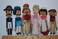 Puppentheater in der Adventszeit