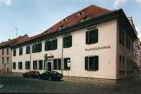 "Stadtbibliothek ""Martin Luther"""