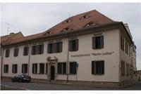 """Stadtbibliothek """"Martin Luther"""" Zeitz"""