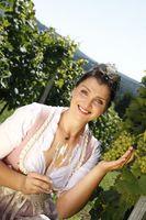 7. Zeitzer Weinprinzessin Annemarie Triebe