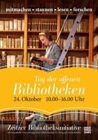 Tage der offenen Bibliotheken Zeitz